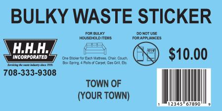 bulky-waste-sticker