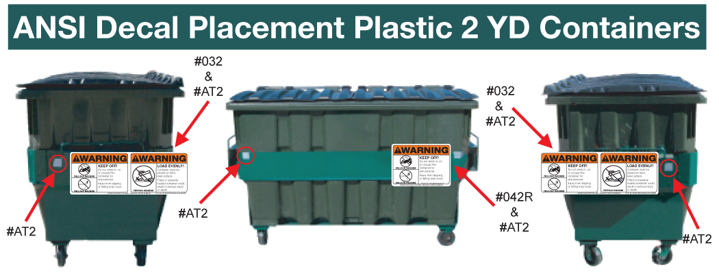 ansi-container-markings-plastic-2-yard-container